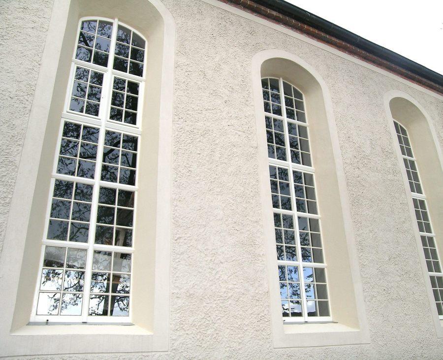 DSCN0784Fenster Kirche Spören